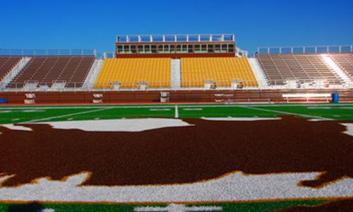 Finished Garden City Community College Stadium